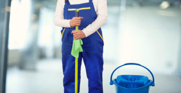 limpeza das escolas