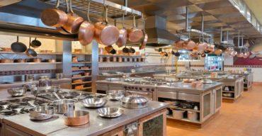 higienização de equipamentos de cozinha industrial