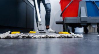 epi servicos gerais limpeza
