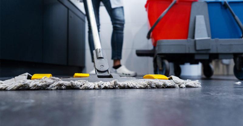 limpeza de restaurantes