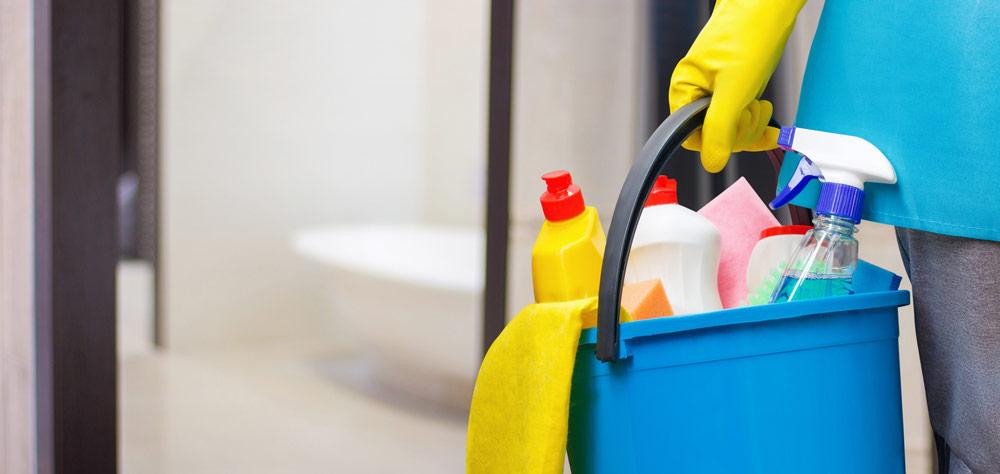 produtos para limpeza de prédios