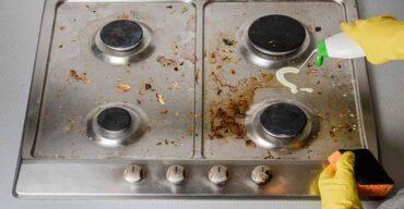 Saiba como limpar uma cozinha usando o desengordurante de cozinha